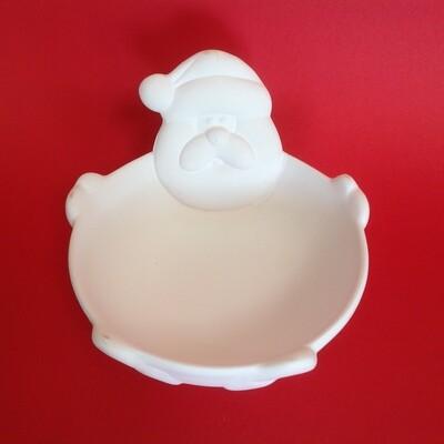 Santa bowl