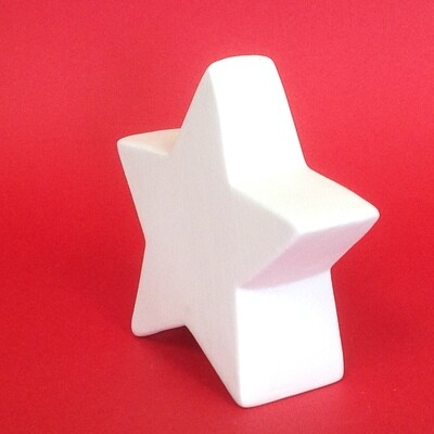 Star, freestanding, 11.5cm
