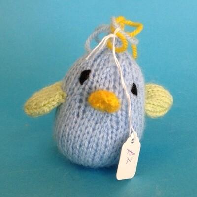 Chick - blue