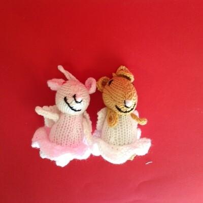 Mouse - fairy, hanger