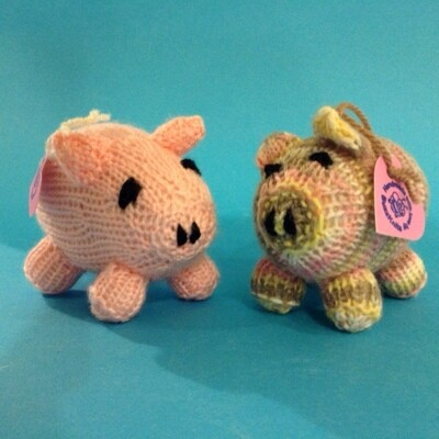 Pig, small