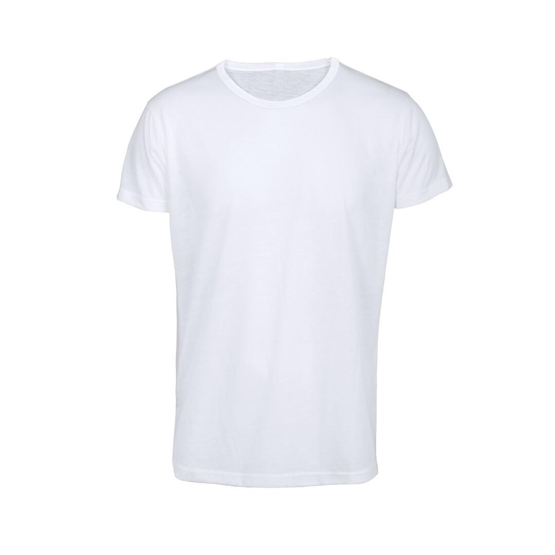 Camiseta para sublimación tacto algodón 140 gr. adulto