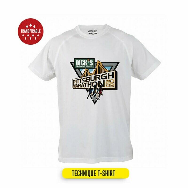 Camiseta Dry-fit adulto - Caballeros