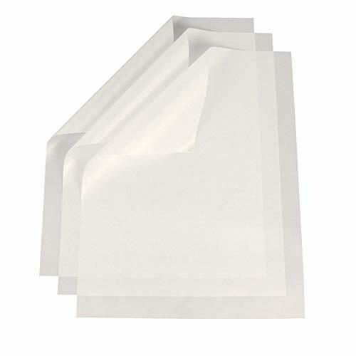 Hoja de teflon blanca 40 x 60 cm.
