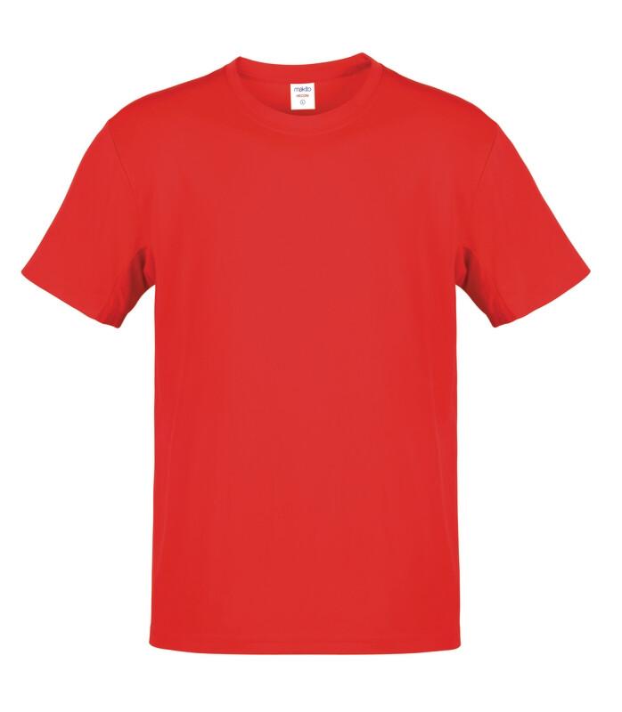 Camiseta de algodón 140 gr.