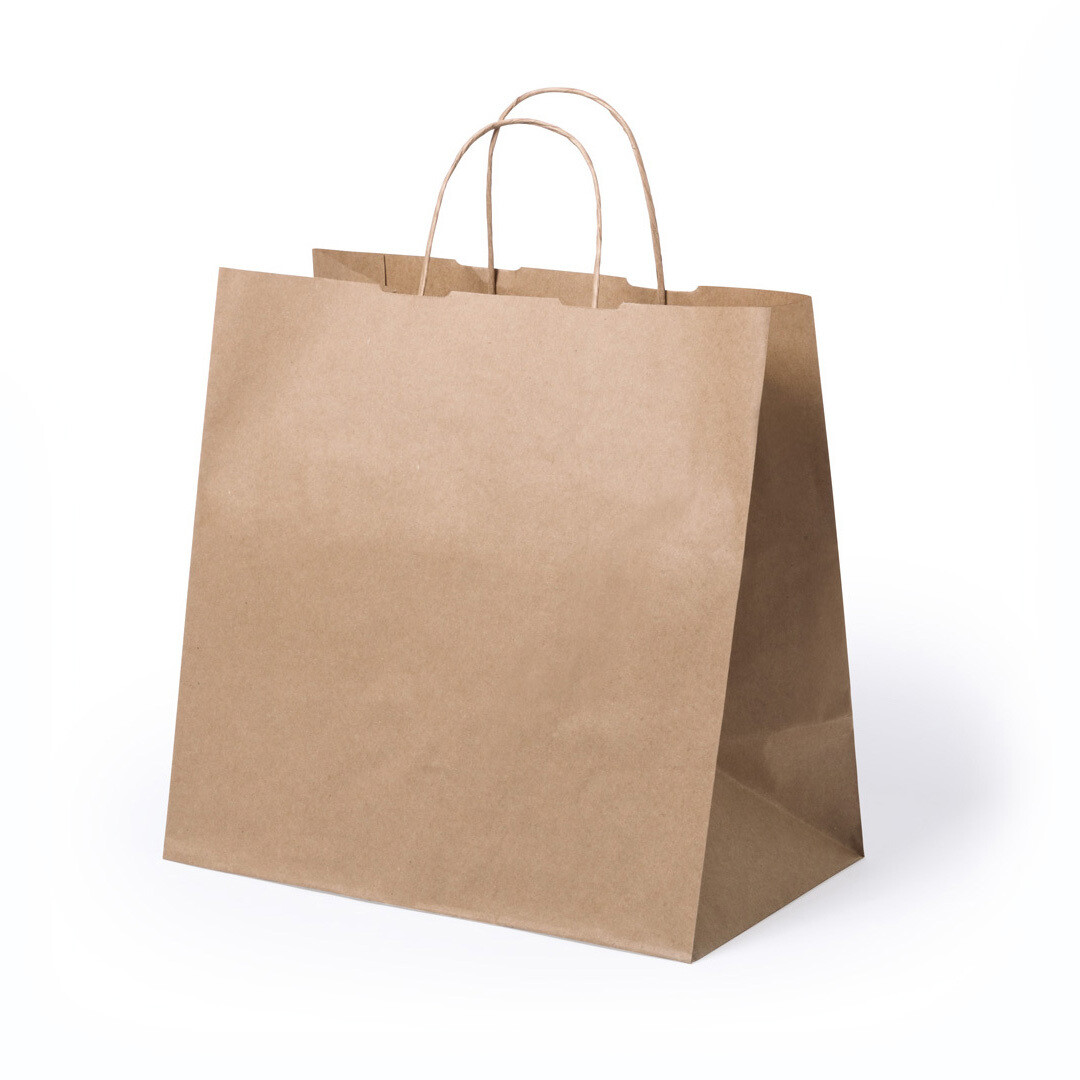 BOLSA TAKE AWAY 30 x 29 x 18 cm (DOCENA)