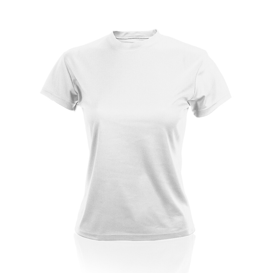 Camiseta dry-fit para damas