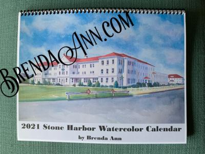 2021 Stone Harbor Calendar