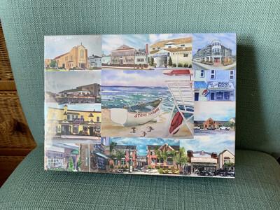 Stone Harbor Puzzle - 500 Piece Puzzle 18