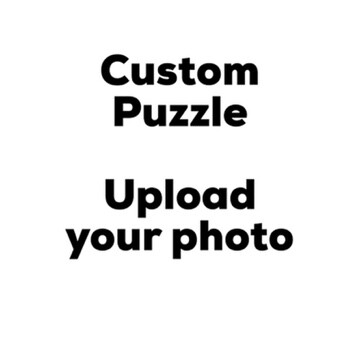 "Custom Photo Puzzle - 500 Piece Puzzle 18""x24"" Upload Your Photo - Custom Order - Allow 6 Weeks"