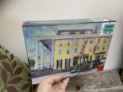 Cape May Puzzle - 500 Piece Congress Hall Puzzle 18