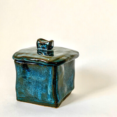 Token Box - Ceramic