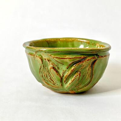 Calla Lily Bowl - Ceramic
