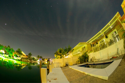 Stars by the Pool - Photography
