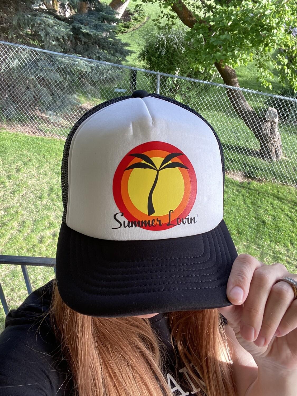 Summer Lovin' Trucker Hat