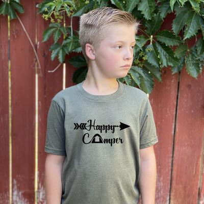 Happy Camper 2 T-Shirt