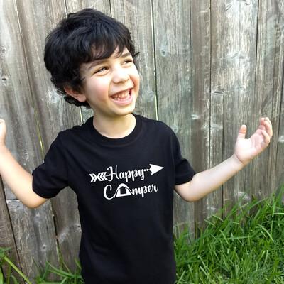 Happy Camper 1 Children's T-Shirt