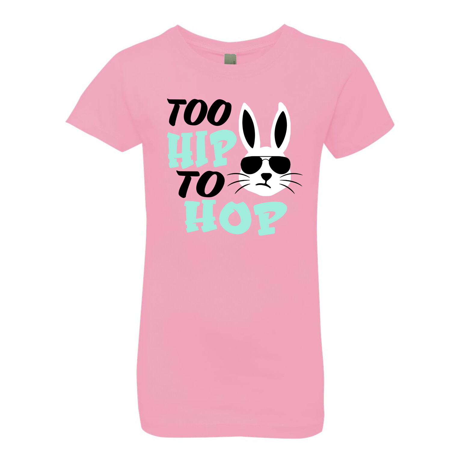 Too Hip To Hop Graphic Tee