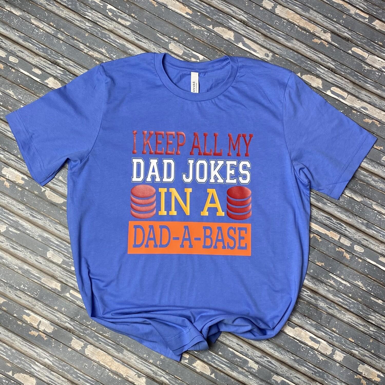 Dad Jokes Mens T Shirt
