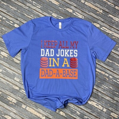 Dad Jokes Mens T Shirt