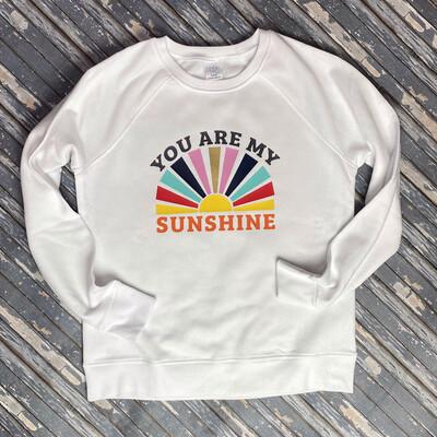 You Are My Sunshine Crewneck Sweatshirt
