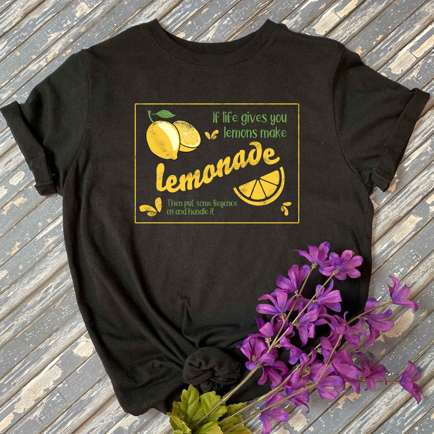 Lemonade Graphic T Shirt