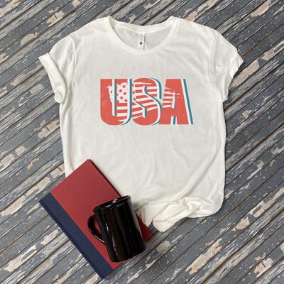 USA Graphic Tee