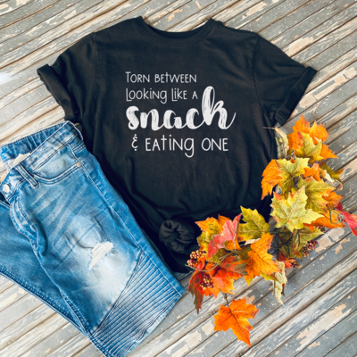 Looking Like A Snack Graphic Tee