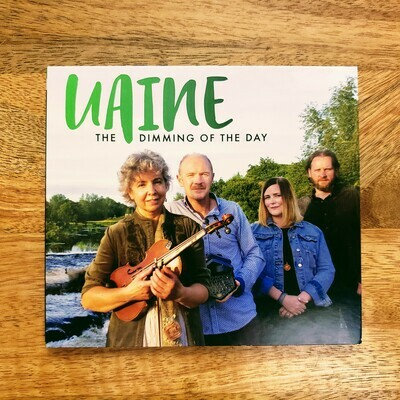 Uaine: Dimming of the Day (Bríd Harper, Tony O'Connell, Lisa Butler, Paul Meehan)
