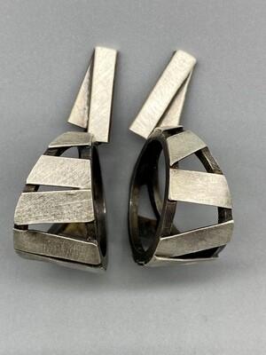 Boardwalk Post Earrings