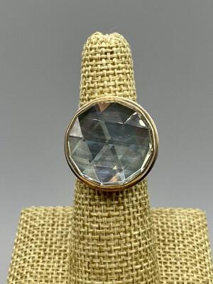 Mint Quartz Ring