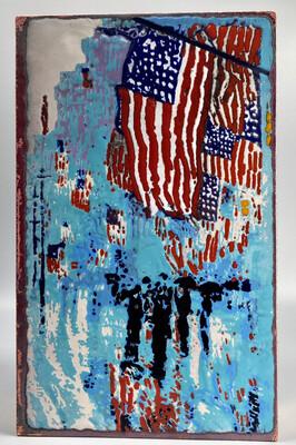 #251 American Heros Spiritile - Houston Llew - Atlanta, GA