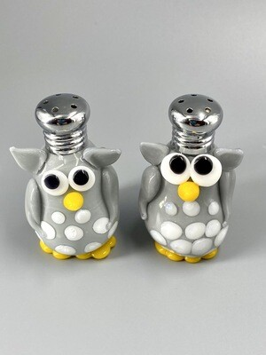 Handblown Glass Shakers (Click On Photo to See Further Options)