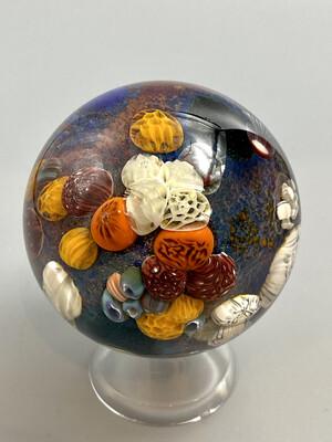 Large Coral Reef Marble