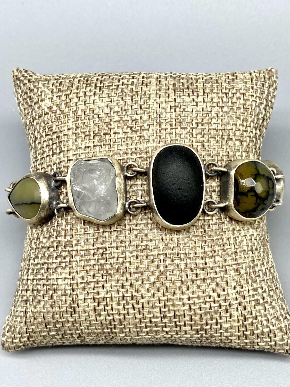 Organic Bracelet  - Terri Logan - Richmond IN