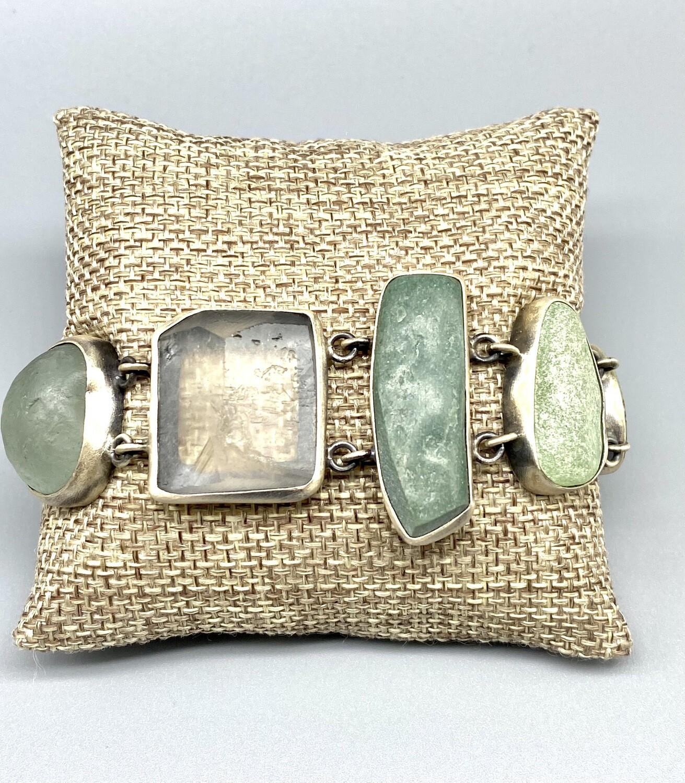 Organic Multistone Bracelet