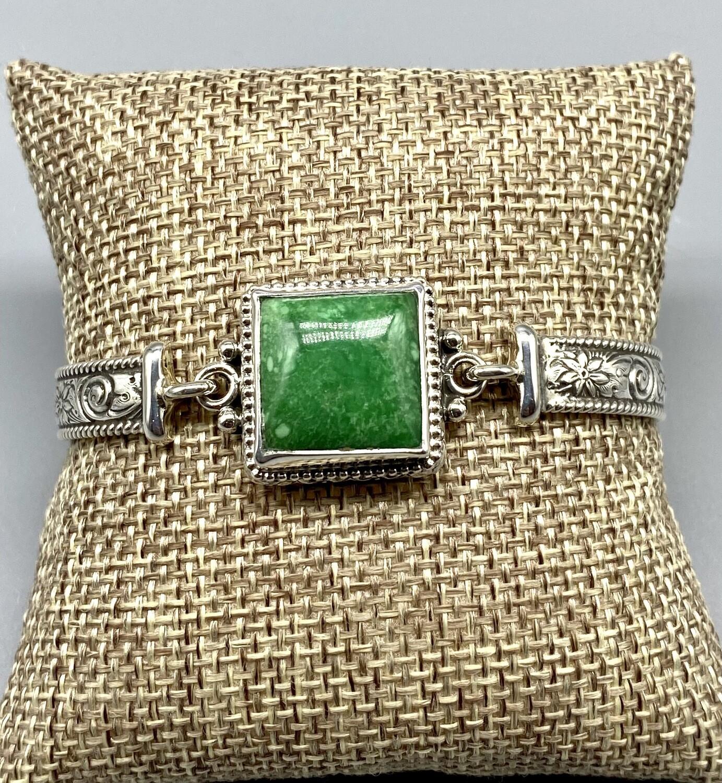 Vintage Variscite Bracelet