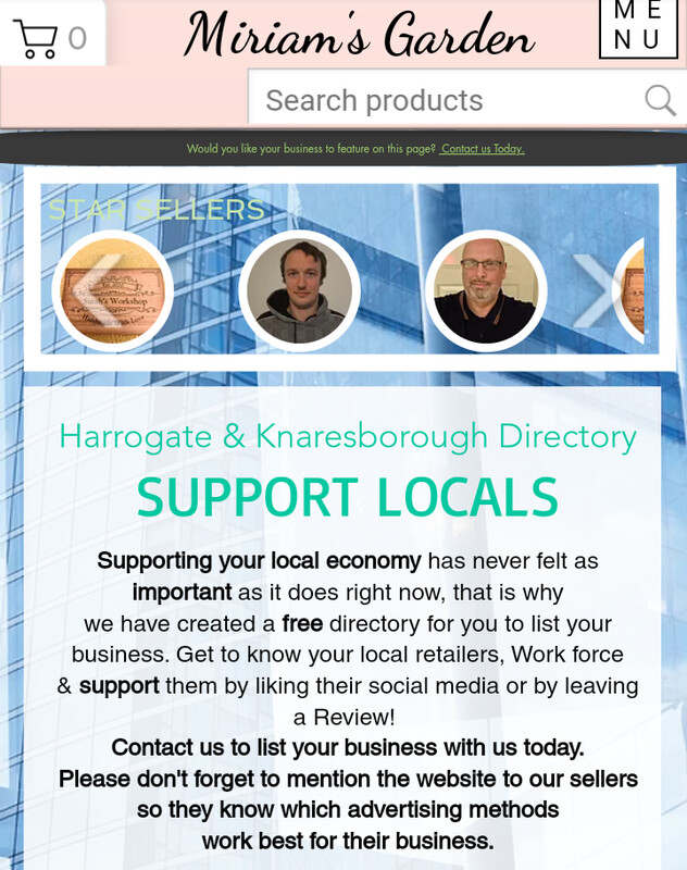 Free Directory Listing - Support Locals