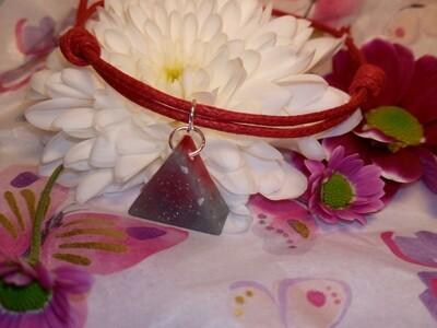 Red & Grey Bracelet