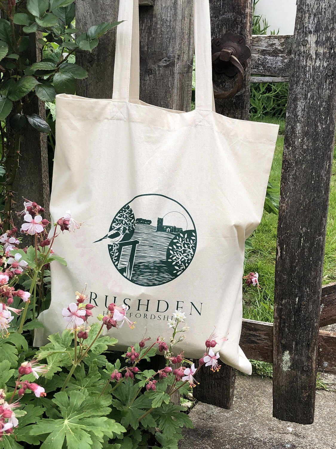 Rushden Hertfordshire Shopping bag