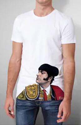 Camiseta M-1