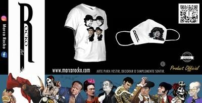 LOTE camiseta + mascarilla S&S