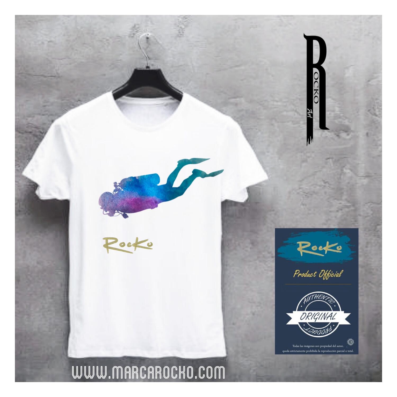 Camiseta LIFE&SEA 2