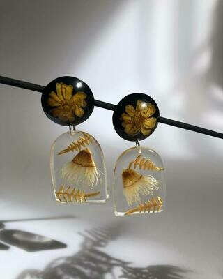 Custom Dangling Earrings