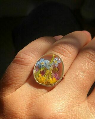 Fairy Garden Ring