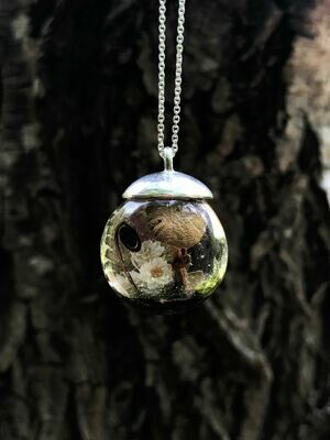 Small Fairy Forest Globe