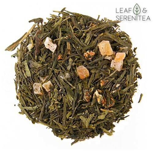 Summer Strawberry - Loose Leaf Green Tea
