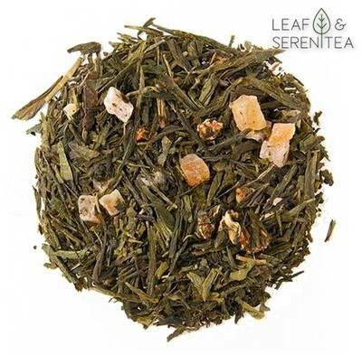 Summer Strawberry - Loose Leaf Green Tea