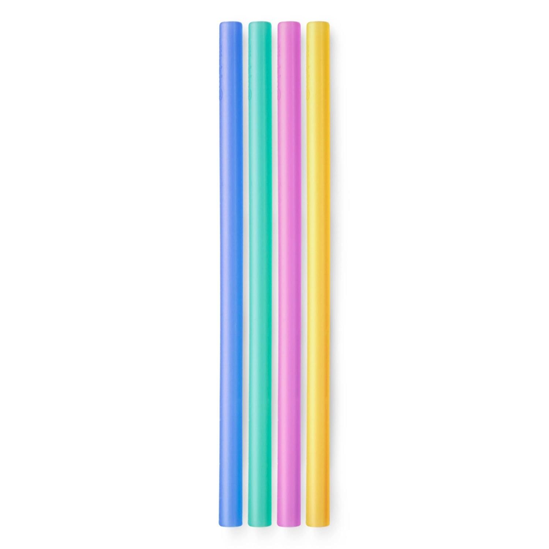 GoSili Standard Size Straw - Pack of 4