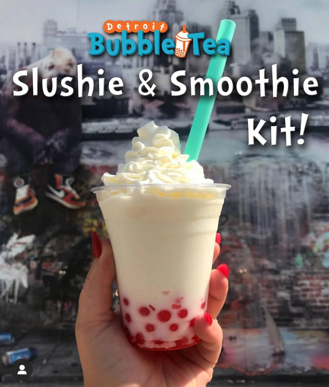 Take Home Slushie/Smoothie Kit